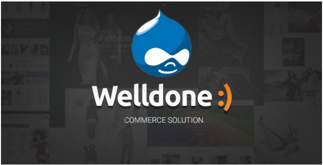 Welldone - Best Drupal Ecommerce Themes