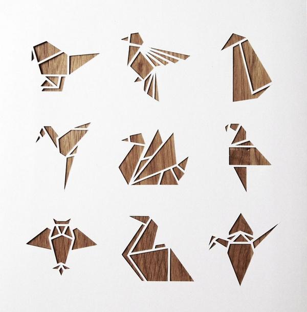 White-origami-bird-A4-Papercut