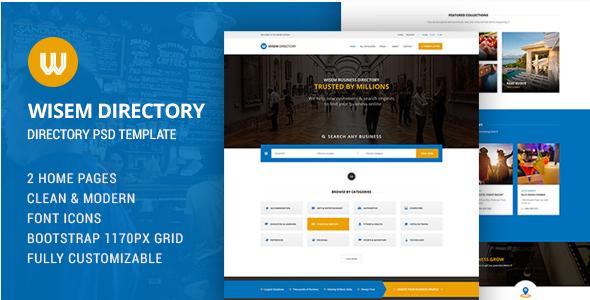 Wisem - Directory PSD