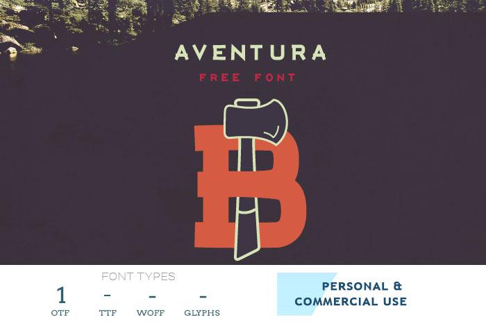 aventura-font