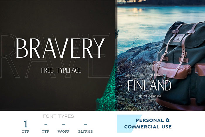 bravery-business-font