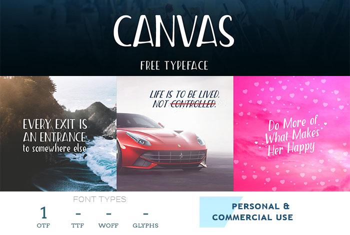 canvas-opentype-font