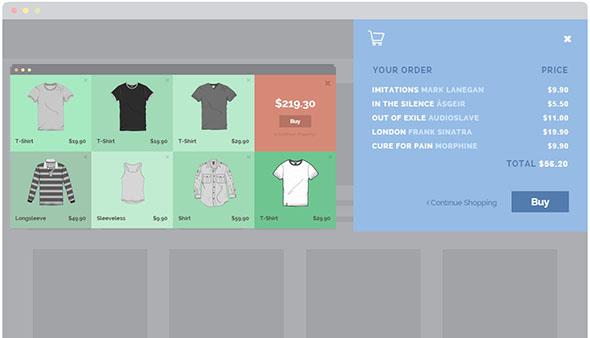 checkout-concept