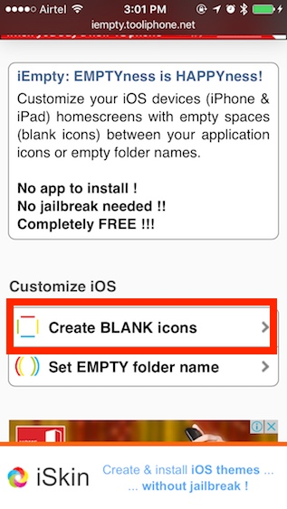 create-blank-icons