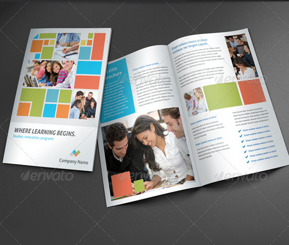 education-course-brochure
