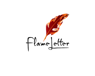 flame-letter