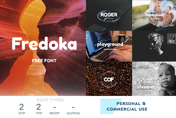 Greatest Free Professional Fonts