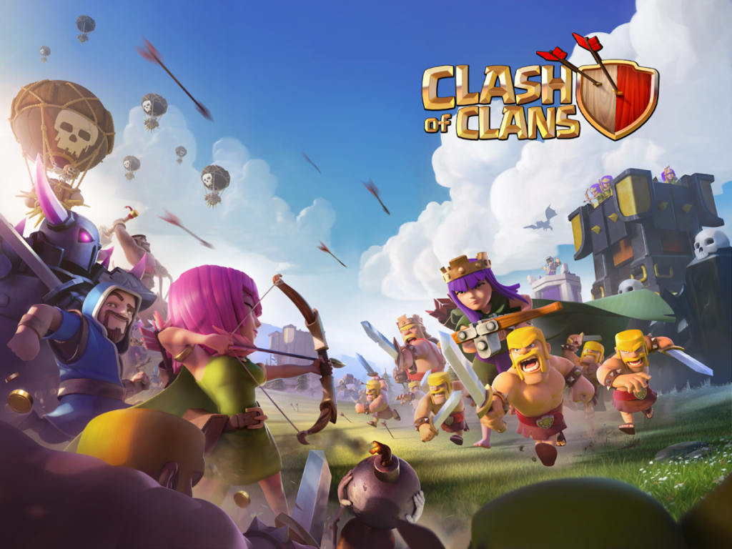 Brand New Clash Of Clans Cheats and Tricks
