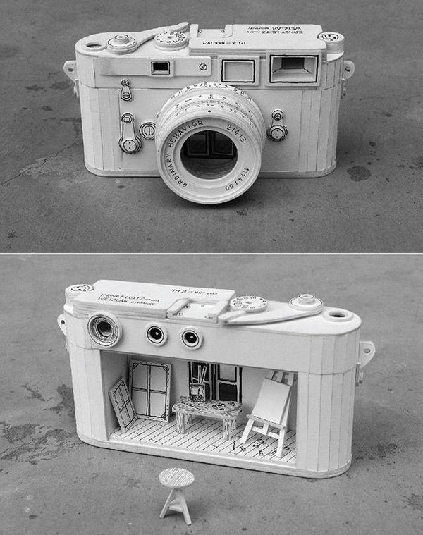 paper-art-camera
