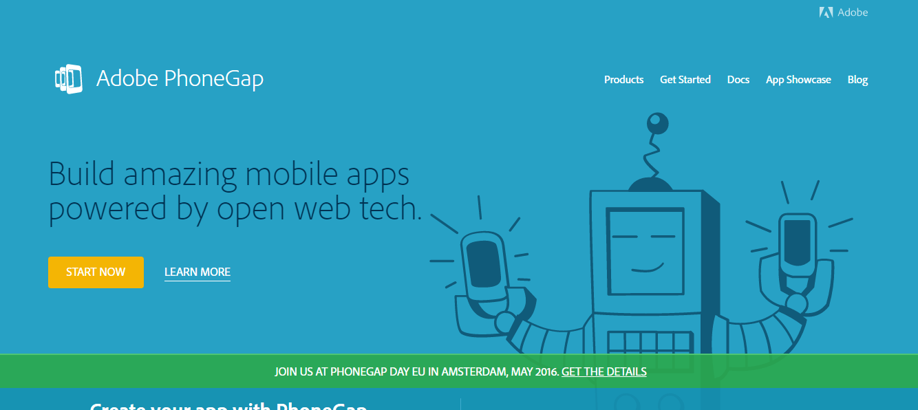 phonegap Android App Development Frameworks