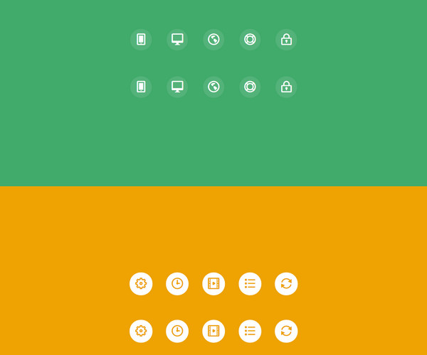 simple-icon-hover-effcet