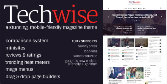 techwise x