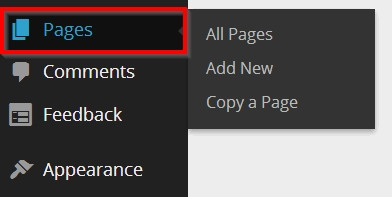 Add-a-Subpage-in-Wordpress-Step-3