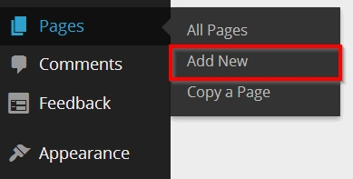 Add-a-Subpage-in-Wordpress-Step-4
