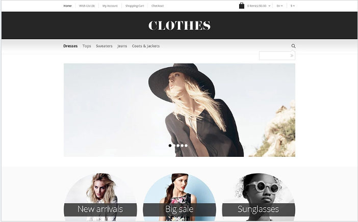 Best Shopping OpenCart Themes