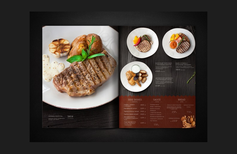 Art-Direction-Restaurant-Menu