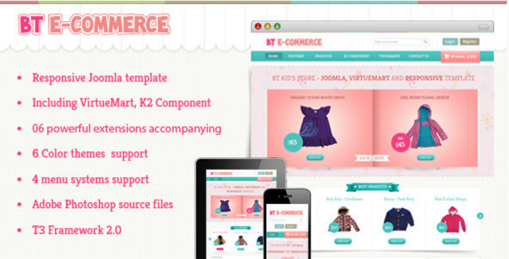 BT E-commerce