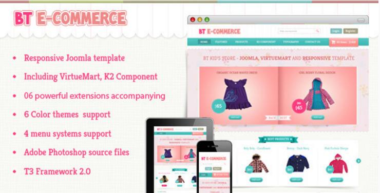 BT E-commerce