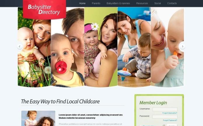 Best Directory PSD Design Templates
