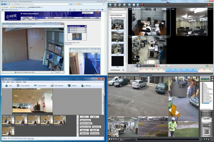 Top CCTV Software Alternatives