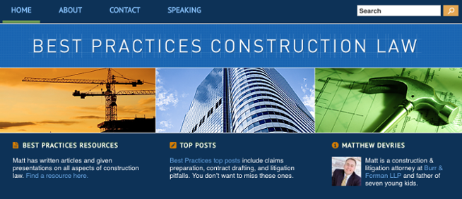 Top Construction Blogs For Builders