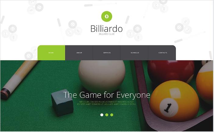 Best Sports HTML Website Templates