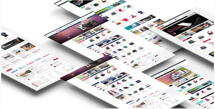 Bonnie - Multipurpose Responsive OpenCart Theme