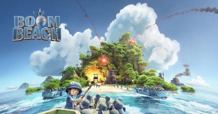 Best Games like Boom Beach