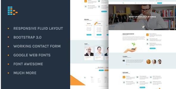 Bplus Business & Consultancy HTML Theme