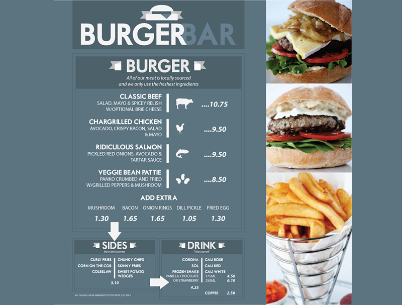 Burger-Bar-Menu-Design