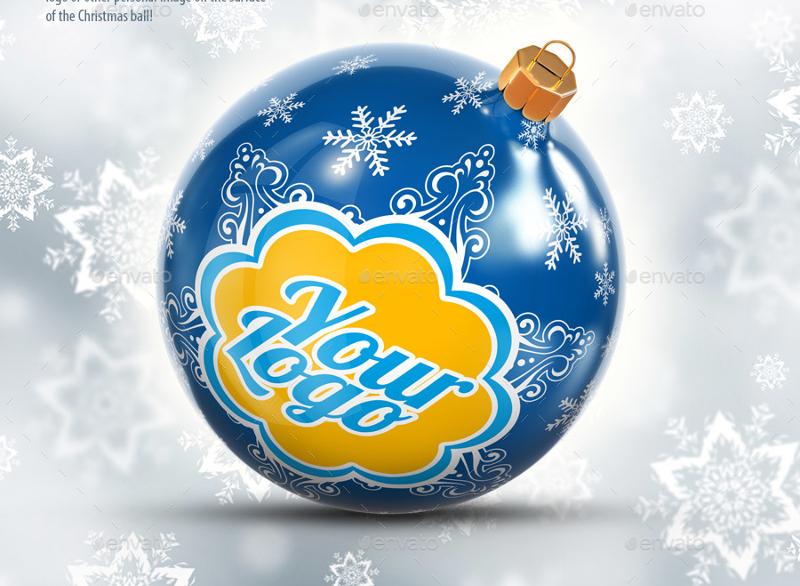 Christmas-Ball-PSD-Mockup