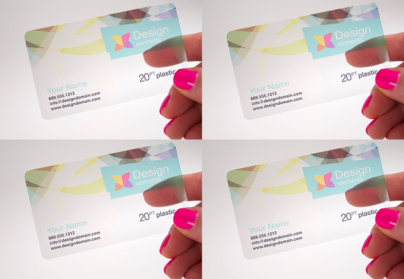 Clear-Plastic-Transparent-Card
