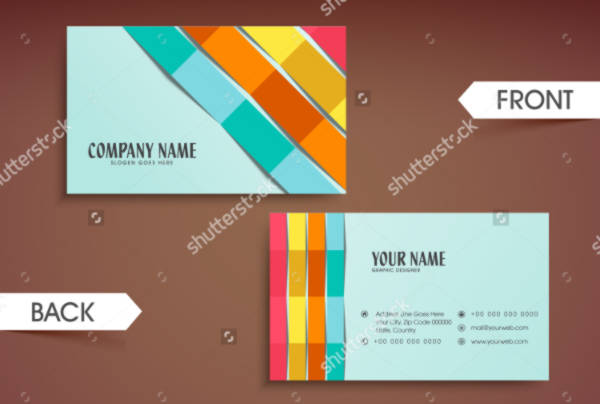 Colorful-Abstract-Paper-Stripes-Card