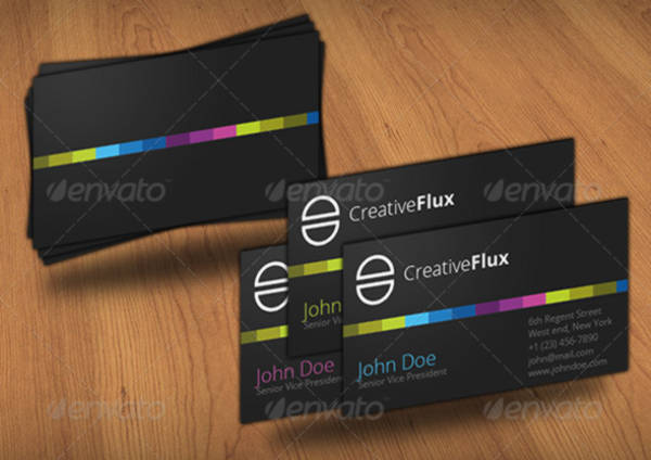Colorful-Stripes-Business-Card