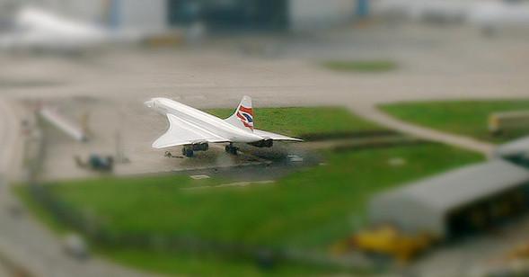 Concorde-Tilt-Shift