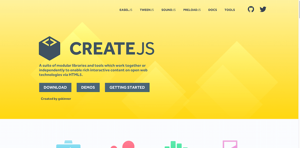 CreateJS-A-suite-of-JavaScript-libraries-and-tools-designed-for-working-with-HTML5