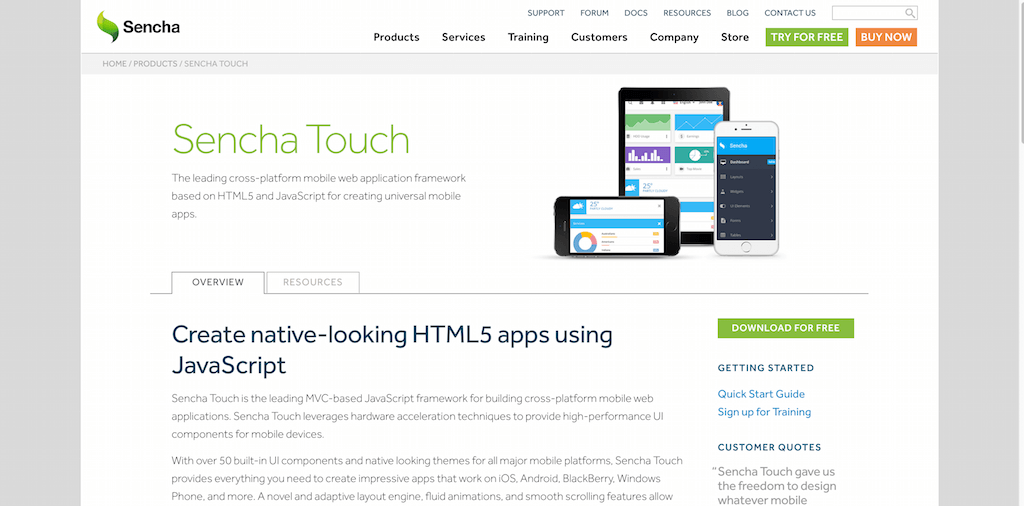 Cross-platform-Mobile-Web-App-Development-Framework-for-HTML5-and-JS-Sencha