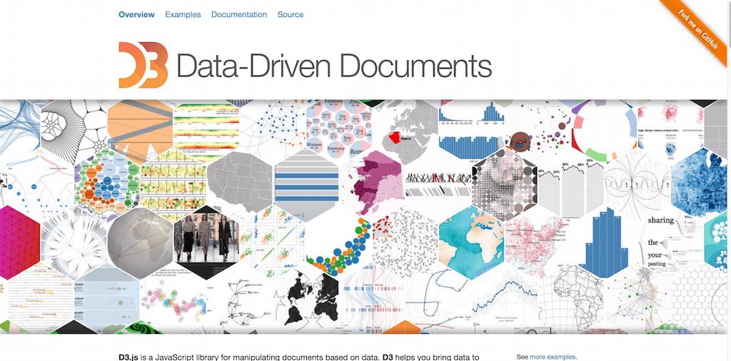 D3.js-Data-Driven-Documents