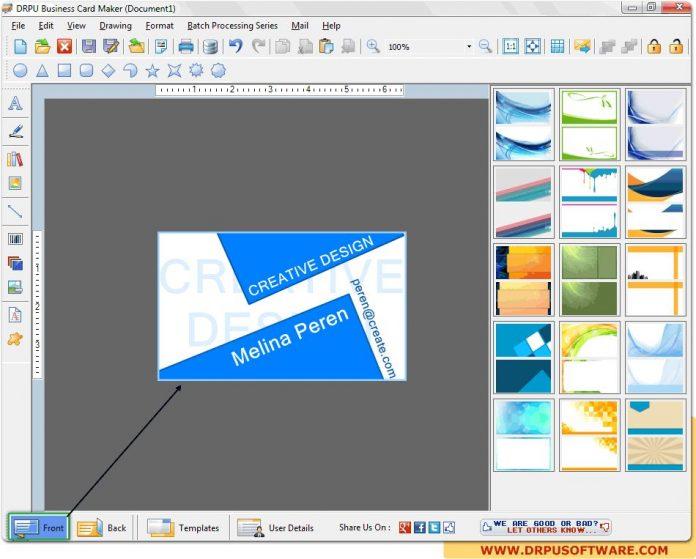 DRPU-Business-Card-Maker