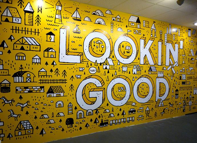 Best Stimulating Office Branding Designs