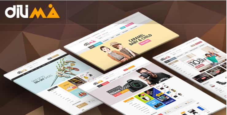 Dilima - Mega Store Responsive OpenCart Theme
