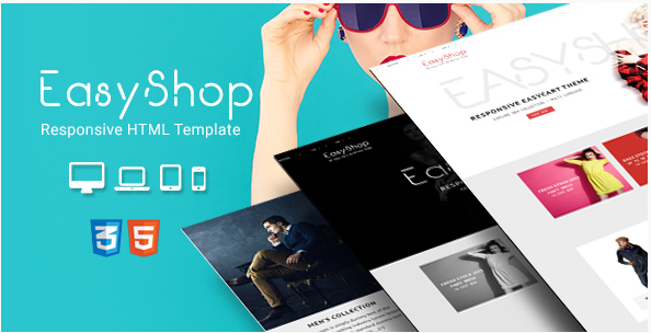 Best Shop HTML Website Templates