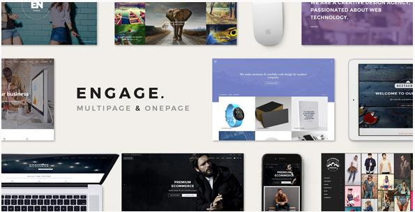 Engage - Creative Multipurpose HTML Theme