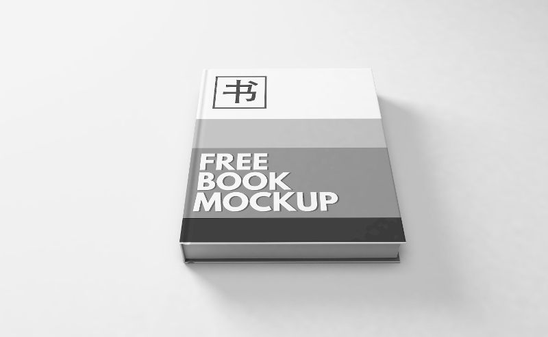 Free-Book-Cover-Mockup