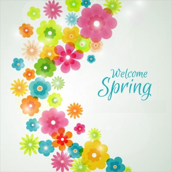 Free-Spring-Flower-Background
