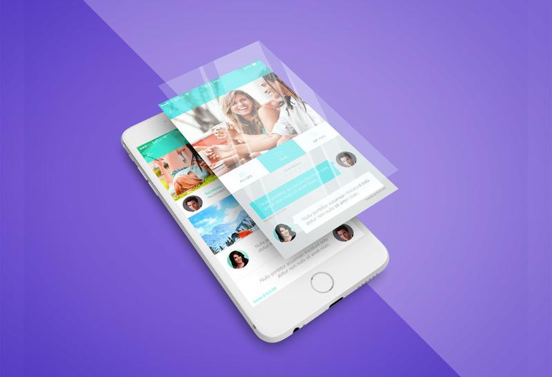 Free-iPhone-App-Screen-PSD-Mockup