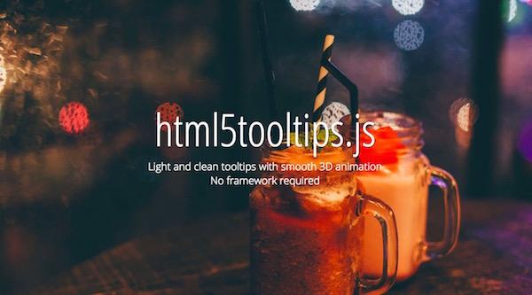 HTML5TOOLSTIPS.JS