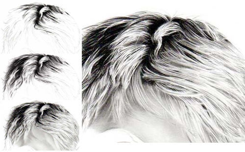 Hair Amanda Tapping