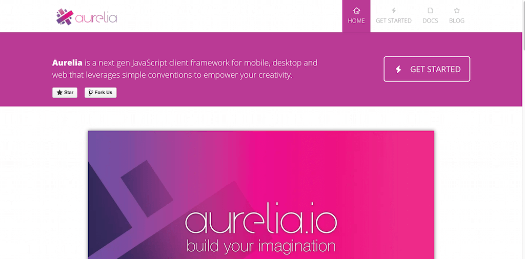 Home-Aurelia