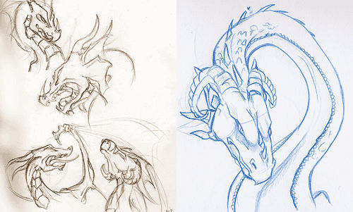 How to Draw Dragons Step-by-Step Instructions from Tooth to Tail